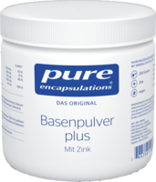 PURE ENCAPSULATIONS Basenpulver plus Pure 365 Plv.