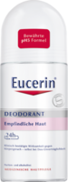 EUCERIN Deodorant Roll-on 24h