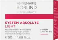 BÖRLIND system absolute Nachtcreme light