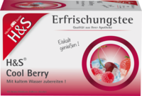 H&S Cool Berry Filterbeutel