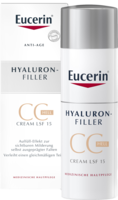 EUCERIN Anti-Age HYALURON-FILLER CC Cream hell