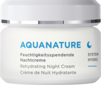 BÖRLIND AquaNature Nachtcreme